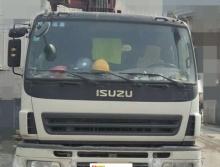 车主转让09年出厂三一五十铃40米泵车(大排量)