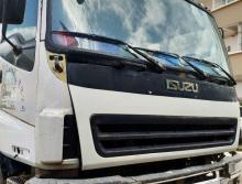 出售07年中联五十铃37米泵车(国三)