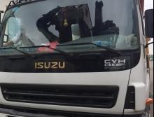 出售2012年出厂三一五十铃48米泵车(九成新)