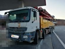 出售2011年3月出厂三一奔驰52米泵车