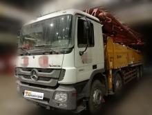 出售2012年三一奔驰48米泵车(极品好车)