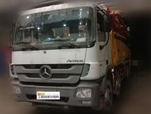 出售2011年6月出厂三一奔驰50米泵车