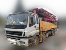 出售2013年三一五十铃52米泵车