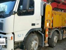 出售11年三一沃尔沃叉腿48米泵车
