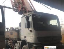 出售10年出厂徐工奔驰48米泵车