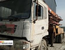 低价出售13年农建28米泵车