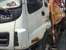 出售10年出厂三一五十铃50米泵车