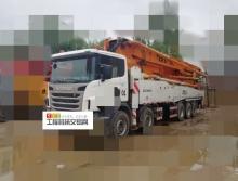 出售12年中联斯坦尼亚58米泵车