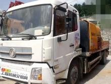 出售2012年三一9018车载泵