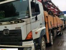 出售2012年大象日野49米泵车