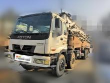 出售10年福田48米泵车