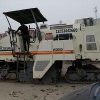 转让中联重科2011年BG2000铣刨机