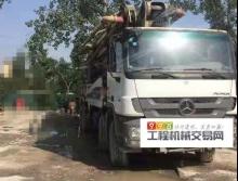 精品出售11年中联奔驰56米泵车