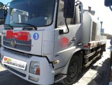 出售北方精品2012年出厂中联9018车载泵