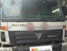 出售2010年福田雷萨12方搅拌车