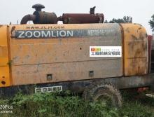 处理06年中联8016拖泵(各品牌型号共4台)