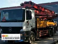 精品出售08年三一奔驰37米泵车