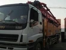 出售13年徐工五十铃叉腿52米泵车