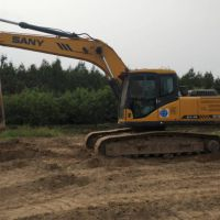 转让三一重工2011年215中挖