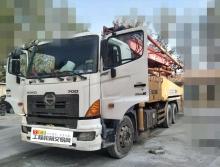 出售11年出厂徐工日野41米泵车