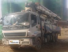 出售10年出厂中联五十铃47米泵车