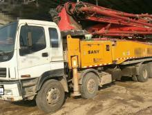 绝世好车转让2013年三一五十铃底盘52米泵车