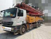 精品出售12年三一奔驰48米泵车《6节臂》