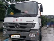 精品出售2014年5月中联奔驰52米泵车