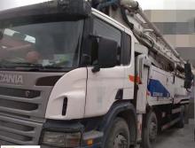精品转让12年出厂中联斯堪尼亚56米泵车(可分期)