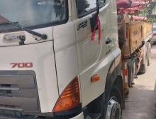 车主直售精品2011年6月三一日野37米泵车