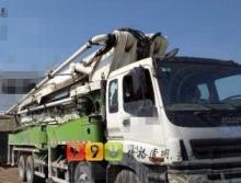 出售12年星马五十铃52米泵车