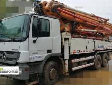 精品出售14年中联奔驰49米泵车