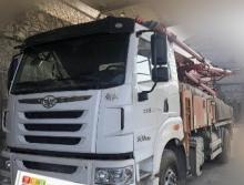 出售18年3月上牌九合重工35米泵车