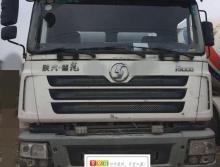 2012年出厂中联重科陕汽德龙F3000三桥12方搅拌车