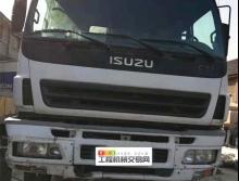 出售10年出厂中联五十铃48米泵车