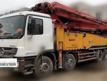精品出售11年6月三一奔驰56米泵车