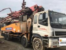 精品出售13年徐工五十铃52米泵车
