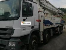 2012年出厂中联奔驰52米