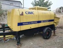 出售2014年中集80-1816电拖泵