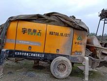 出售14年宇泰重工8018电拖泵