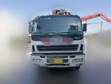 精品出售2013年徐工五十铃52米泵车(六节臂)