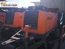 精品转让13年出厂三一8016砂浆拖泵(A8系列共8个)