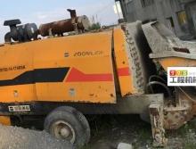 出售11年中联80-14-174柴油拖泵