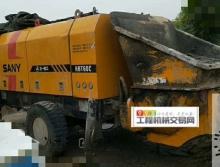 转让三一重工2011年60拖泵