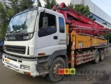 出售2010年三一五十铃37米泵车(大排量)