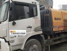 出售2015年三一10020车载泵(国四)