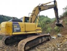 转让小松2012年PC240-8中挖