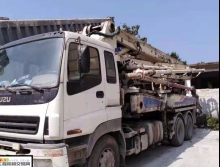 精品出售2010年中联五十铃37米泵车