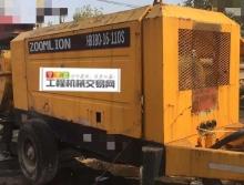 出售03年中联8016电拖泵