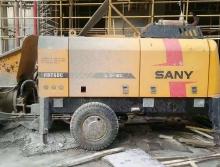 处理2008年三一6013-110柴油拖泵